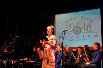 Dobrodelni rotary koncert Imeti rad za nadarjene mlade glasbenike