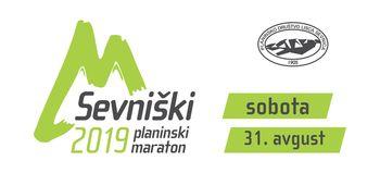 Sevniški planinski maraton 2019
