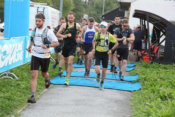 """Sevniški planinski maraton 2019 gostil vrhunske gorske """"trail"""" tekače in številne rekreativce vseh generacij"""