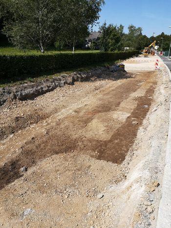 Ob obnovi Banije na plan prišla rimska cesta