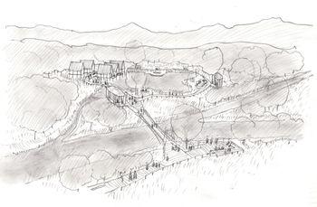 Podpisana pogodba za gradnjo koliščarske naselbine