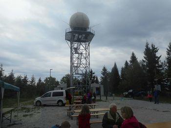 Radar na Pasji ravni vse bolj priljubljena izletniška točka