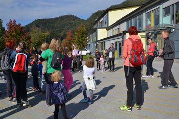 Na Stari grad za šolski in vrtčevski sklad