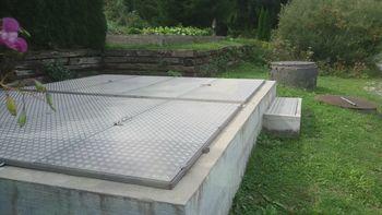 Obnova čistilne naprave na Selu