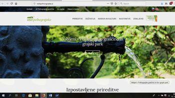 Obiščite novo turistično spletno stran