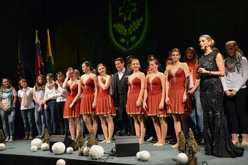 Občinska prireditev v znamenju plesa, pesmi in poezije