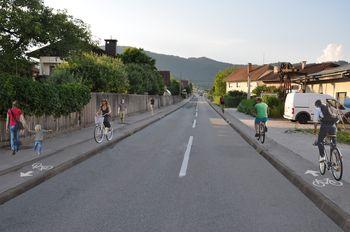Dokumentacija za 1. fazo kolesarske poti pripravljena