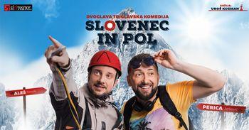 Slovenec in pol
