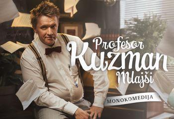 Profesor Kuzman mlajši