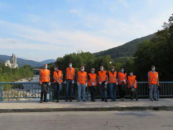 Sodelavci skupine Salonit aktivno podprli svetovno čistilno akcijo