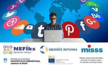 PRESTAVLJENO: Usposabljanje Manager družbenih omrežij