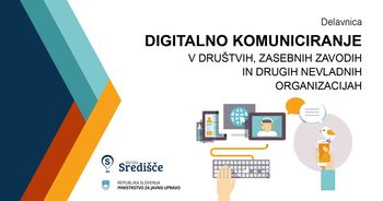 Digitalno komuniciranje za nevladnike, spletna delavnica