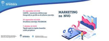 Marketing za društva in druge nevladne organizacije