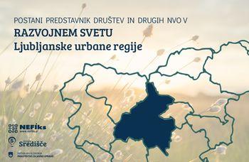 Postanite regijski predstavnik NVO v Razvojnem svetu regije