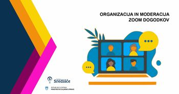 Suvereno na ZOOM-u: Organizacija in moderacija ZOOM srečanj