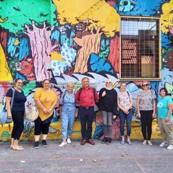 Obiskali smo mladinske organizacije v Cerknici, Pivki ter Postojni