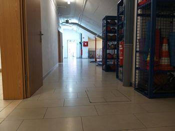 Zaključena je obnova hodnika v Športni dvorani Kobarid