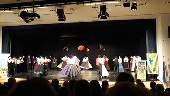 VEČER FOLKLORE - 15. obletnica folklore v Cerkljah