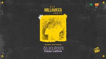 KTŠ Halloween party | Casa Latina