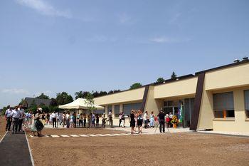 Otvoritev prizidka Osnovne šole Preserje