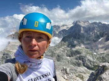 Klara Bajec dvakrat pretekla Slovensko planinsko pot