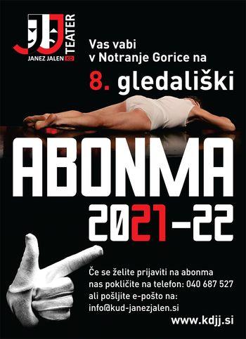 8. gledališki ABONMA