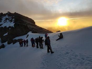 Od Polhograjskega hribovja do Kilimanjara