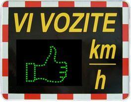 Veste, kako hitro vozite?