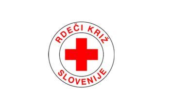 Rdeči križ v času epidemije nudi pomoč občanom