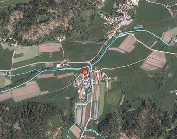 Zaključek protipoplavnega urejanja v Dolenji vasi