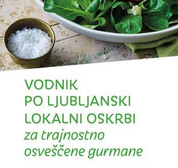 Tržnica Blagajeve dežele predstavljena v novi publikaciji Mestne občine Ljubljana