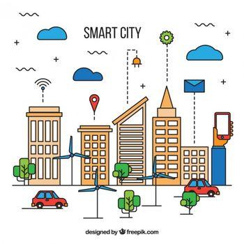 """Občina za vzpostavitev """"pametnih mest"""""""
