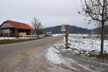 Kako napreduje projekt za ureditev ceste Šujica–Podutik?