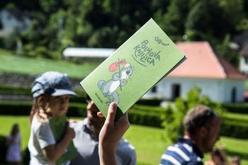 Polhov doživljajski park med najbolj atraktivnimi sofinanciranimi projekti v Sloveniji