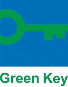Grič je pridobil mednarodni trajnostni znak Zeleni ključ (Green Key)