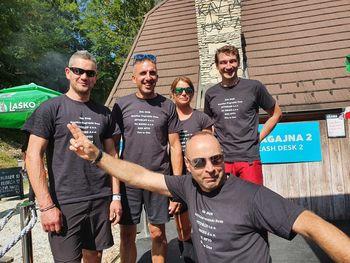 Izjemno 2. mesto v Planici za ekipo Mlinar & More