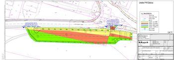 Novo parkirišče na Dobrovi in prva faza prenove Horjulske ceste predstavljena občanom
