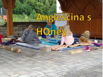 Angleščina s psičko Honey