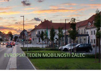 Občina Žalec nadaljuje tradicijo sodelovanja v kampanji Evropski teden mobilnosti