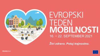 Z akcijo Trajnostno v službo se v občini Žalec pričenja letošnji Evropski teden mobilnosti 2021