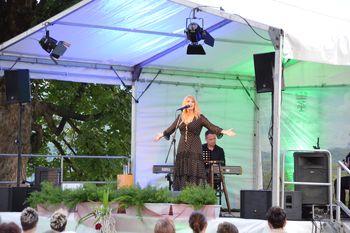 Koncert Helene Blagne na Gradu Sevnica
