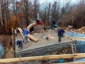 Poteka sanacija vodohrama Lesno Brdo