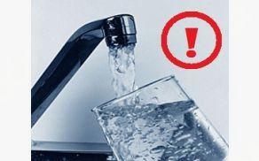 Obvestilo o prekuhavanju pitne vode - Vrzdenec - Žažar