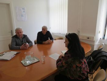 Občino obiskala direktorica JSKD