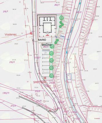 Občina pridobila gradbeno dovoljenje za poslovilno vežico na Vrzdencu