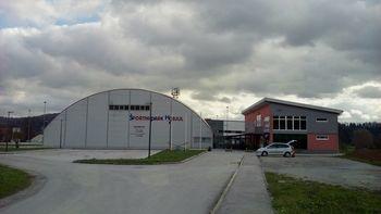 Športni park Horjul tudi to sezono gosti najboljše in-line hokejiste