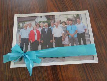Župan Janko Prebil se je zahvalil svetnikom in predsedniku nadzornega odbora