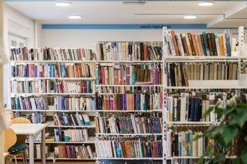 Obisk knjižnice s PCT pogojem