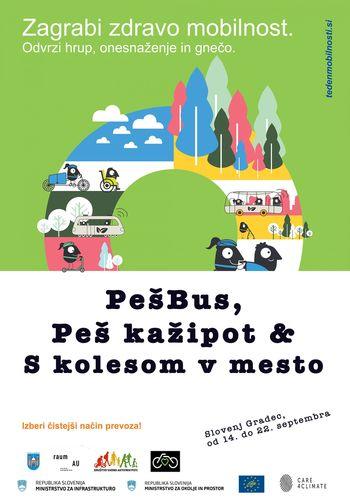 V Slovenj Gradcu trajnostno mobilni