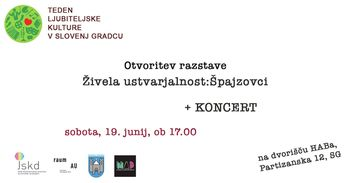 Zaključni dogodek Tedna ljubiteljske kulture v Slovenj Gradcu